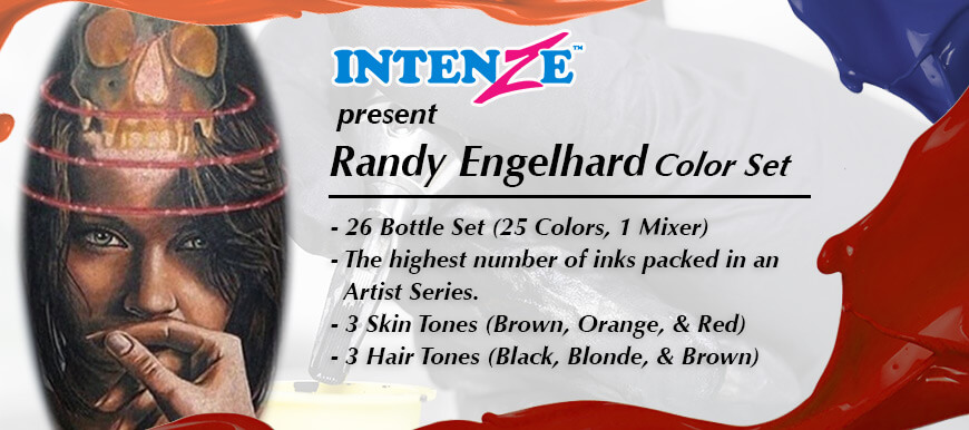 Intenze Randy Engelhard
