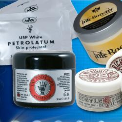 Vaseline, Creme, Tattoo Aftercare