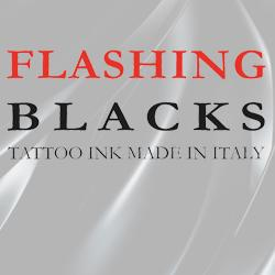 Flashing Blacks & White