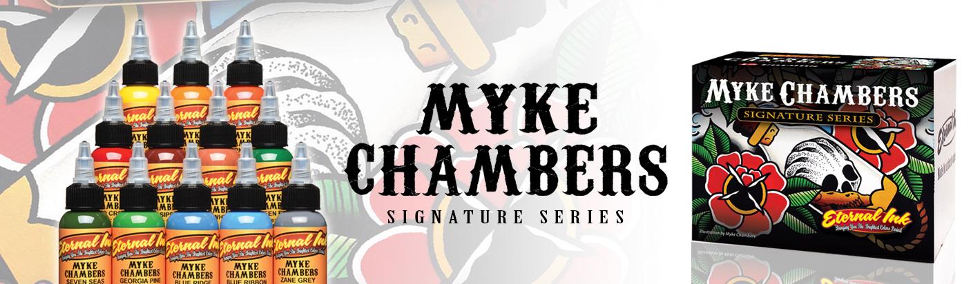 Myke Chambers Series