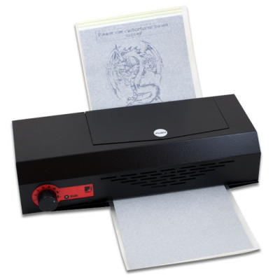 Visual-Fax Tattoo Stencil Machine A4