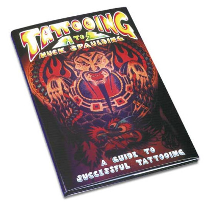 Tattooing A to Z – Book
