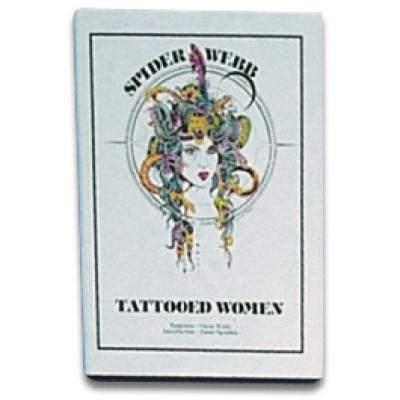 Tattooed Woman by Spider Webb