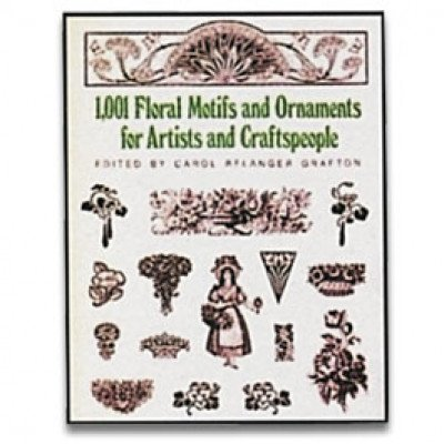 1.001 Floral Motifs and Ornaments