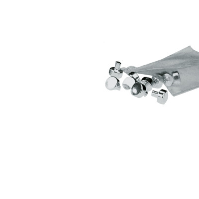 Silver Contact Points 12 pieces
