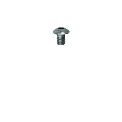 Button Head Machine Screws 6x6mm. 20pcs.