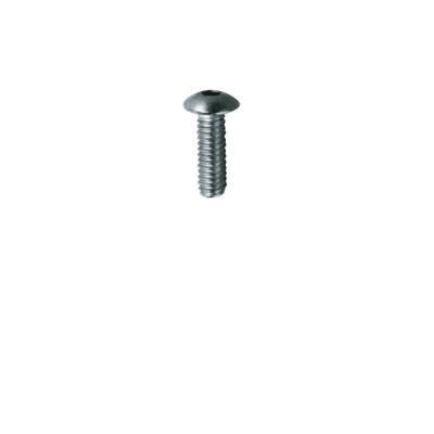 Button Head Machine Screws 6x13mm. 20pcs.