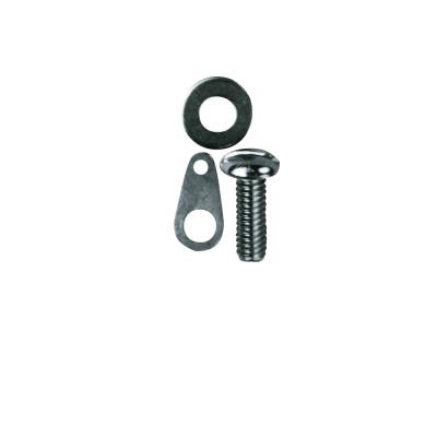 Assorted Machine Screws, Washers, Insulators