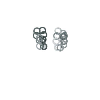 Leeverloc Washer Kit for 4.7mm Screws