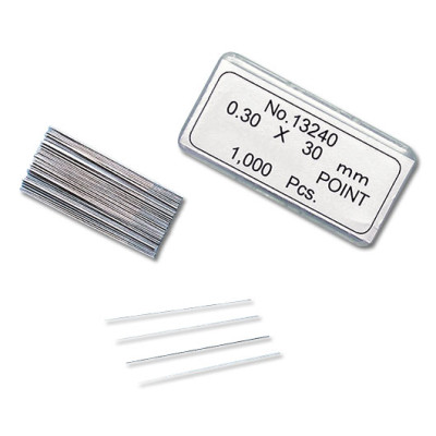 Japanese Loose Needles Box 1000pcs.
