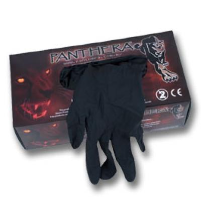 Panthera Black Gloves