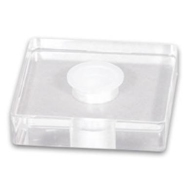 Plexiglas Cap Holder 1x18mm