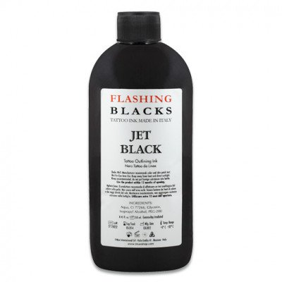 Flashing Jet Black 250ml