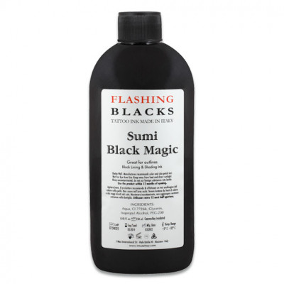 Flashing Sumi Black Magic 250ml