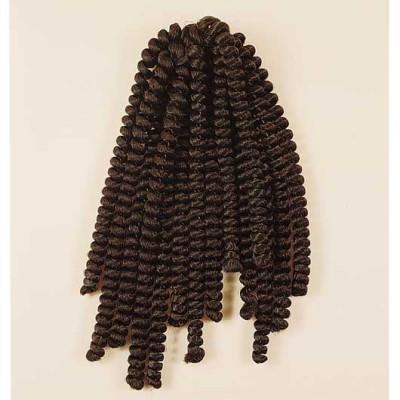 Cork Screw Synthetic Hair