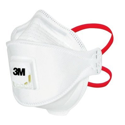 3M Face Mask 1873V+ Aura Disposable Healthcare Respirator FFP3 Valved