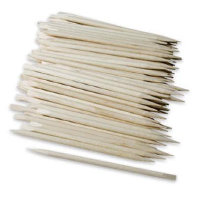 Wooden Cuticle Sticks Box 100pcs.