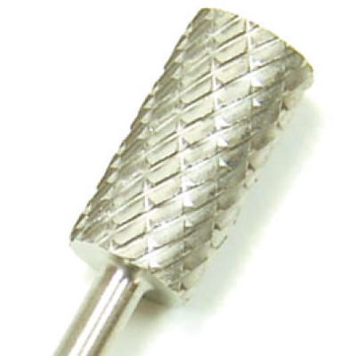 Carbide Bit with Cylindrical Tip