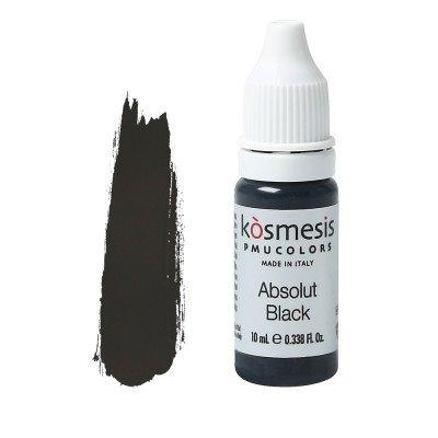 Kòsmesis Colors Absolute Black 10ml
