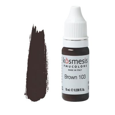 Kòsmesis Colors Brown 103 10ml