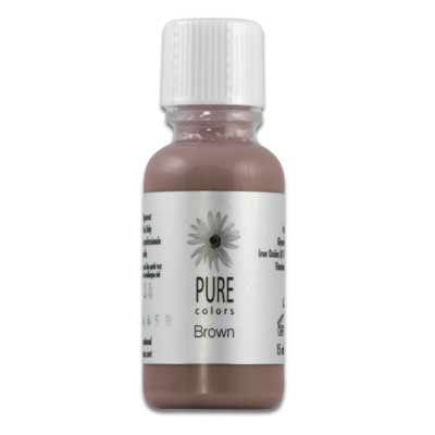 Pure Colors Brown 15ml