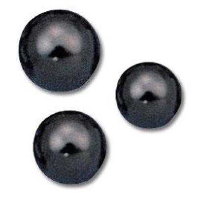 Black Spare Balls Clip-in