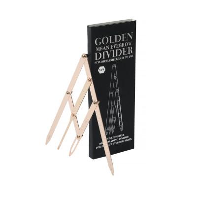 Golden Mean Caliper for Eyebrow Design