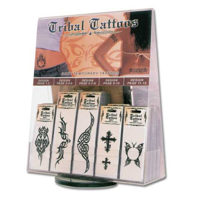 Temporary Tribal Tattoo Kit