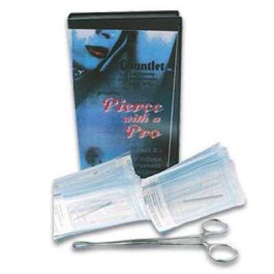 Professional Body Piercing Kit