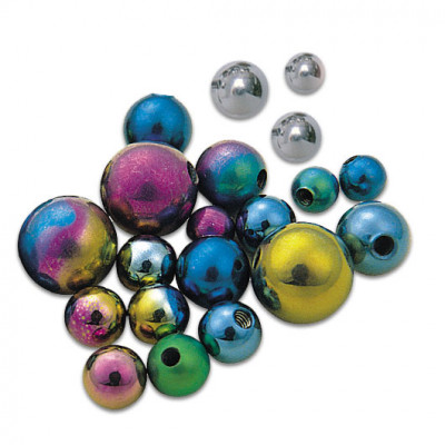 Titanium Threaded Balls