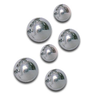 Titanium Clip in Balls