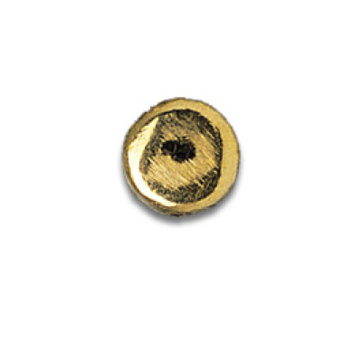 Tooth Jewellery Gold Ball Small