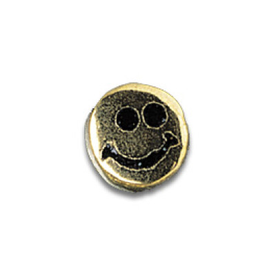 Tooth Jewellery Gold 3-D Smile