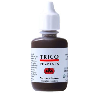 Trico Pigment Medium Brown 12ml