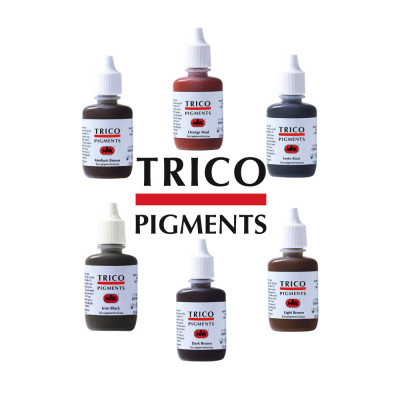Trico Pigments Kit for Tricopigmentation