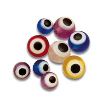 UV Threaded Eye Balls