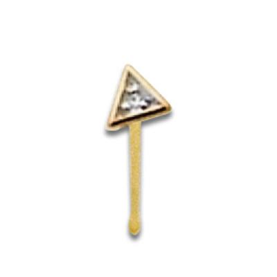 Nostril Triangel Thickness 0.8mm straight
