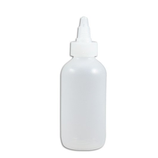 Bottle with Twist Top (4 oz.) 118ml