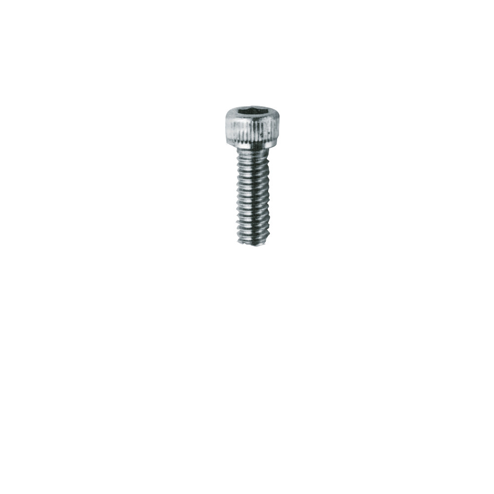 Caphead Machine Screws 6x13mm. 10 pcs.