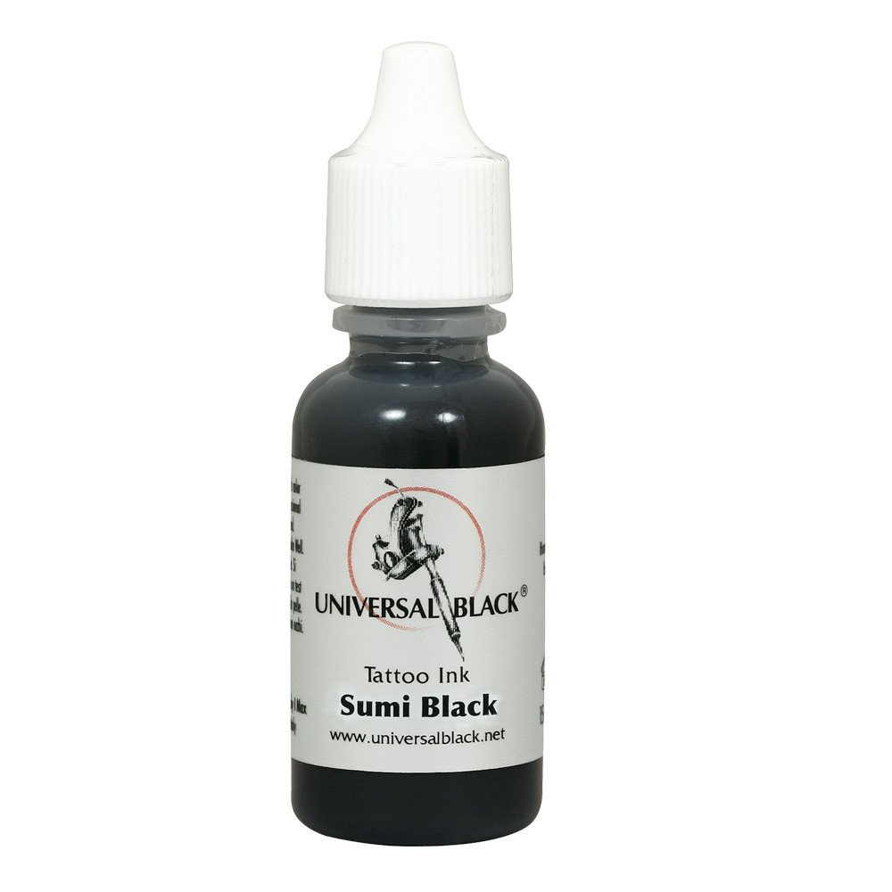Universal Sumi Black 15ml