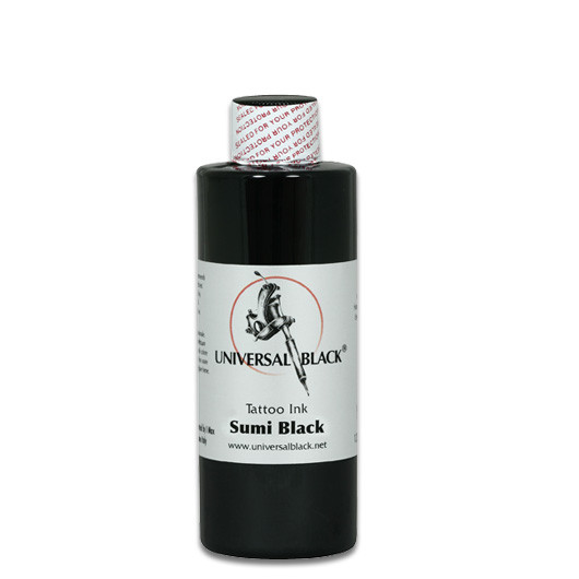 Universal Sumi Black 120ml
