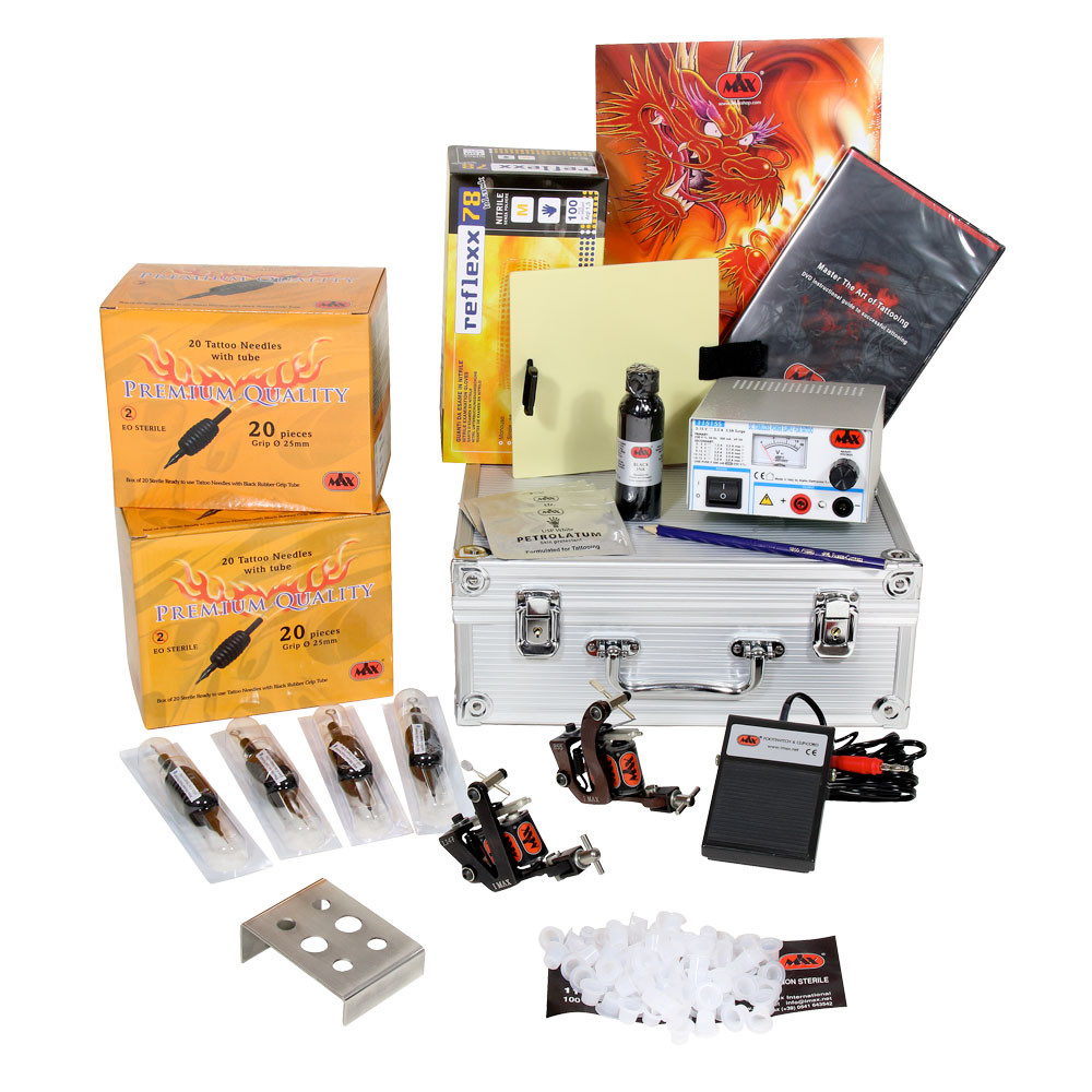 I Max Start Up Tattoo Kit