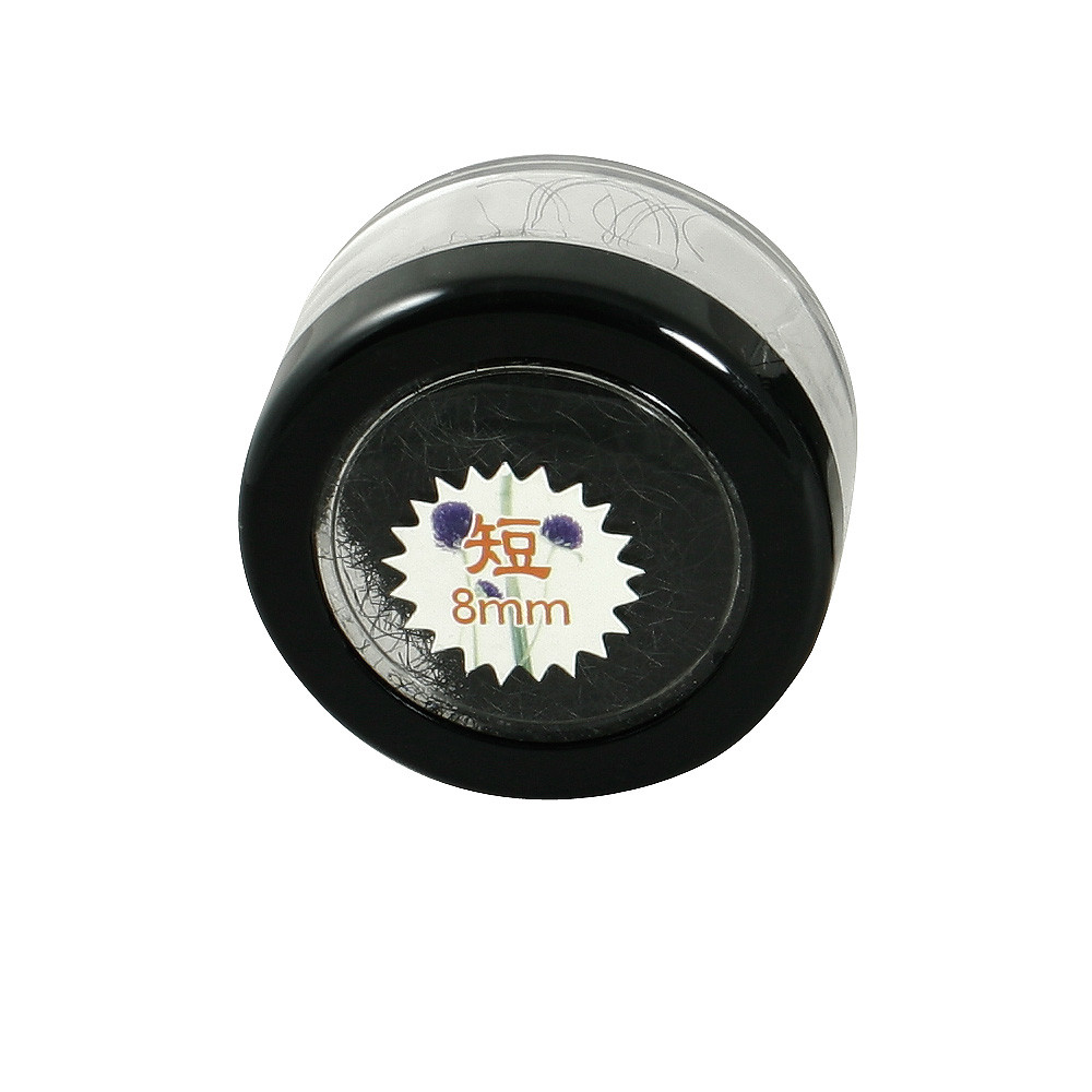 Individual Eyelashes 8mm Box ca. 3000pcs.