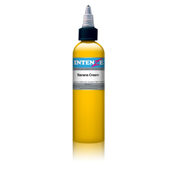 Intenze Banana Cream 30ml