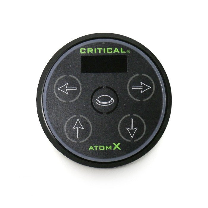 Critical AtomX Power Supply Black
