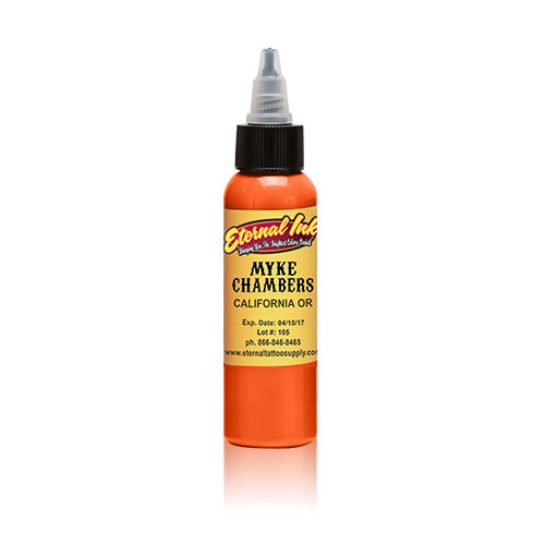 Myke Chambers California Orange 30ml