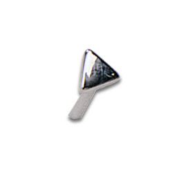 Straight Nostril 0.8x20mm Triangle