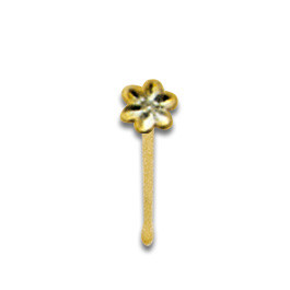Nostril Flower Thickness 0.8mm straight
