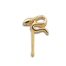 Nostril Snake Thickness 0.8mm straight