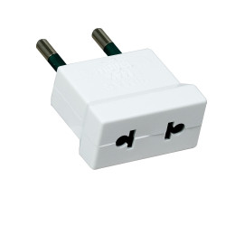 Plug from U.S.A. to Europa